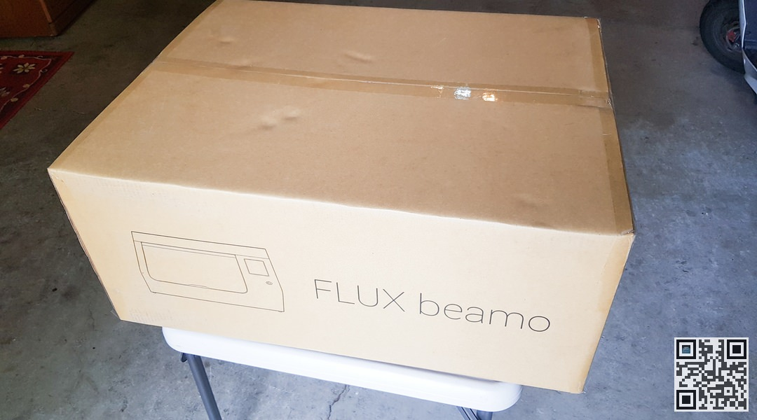 Flux Beamo Laser Cut